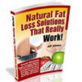 Thumbnail Natural Fat Loss Solutions That Really Work!