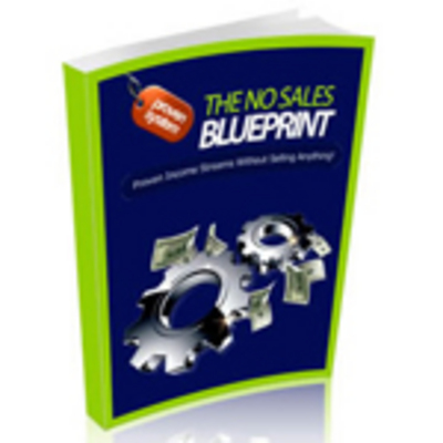 Product picture The No Sales Blueprint (With Master Resell Rights)