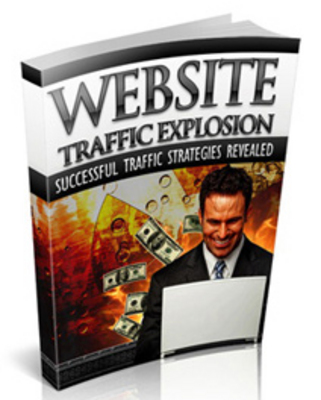 Product picture Website Traffic Explosion (With Master Resell Rights)