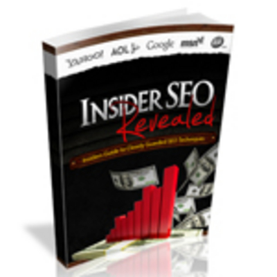 Product picture Insider SEO Revealed (With Master Resell Rights)